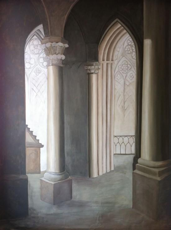 Gothic canevas